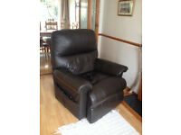 Electric Rise & Recliner Chair