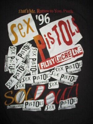 1996 The SEX PISTOLS