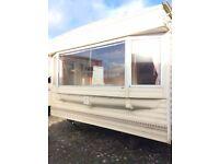STATIC CARAVAN FOR SALE - BK CONTESSA- 35X12FT - 2 BEDROOMS - £2950