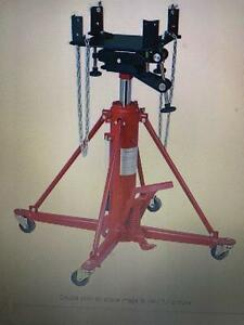 HOC - 2200 lb. 2-STAGE TRANSMISSION JACK + WARRANTY + FREE SHIPPING