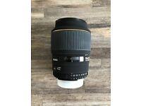 Sigma EX DG 105mmF/2.8 DG lens Nikon