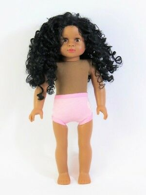Virginia Girl Doll, Undressed 18'' doll  by American Fashion World New