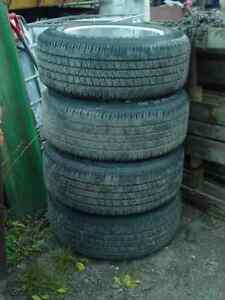 Winter Tires Ford