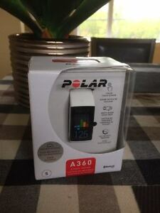Brand New Not Opened Polar A360 White Fitness Tracker S