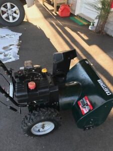 Craftsman 9.0/27 Snowblower