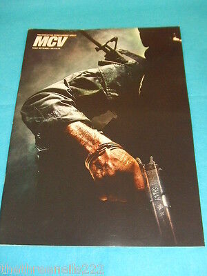 MCV MAGAZINE - CALL OF DUTY BLACK OPS - SEPT 3