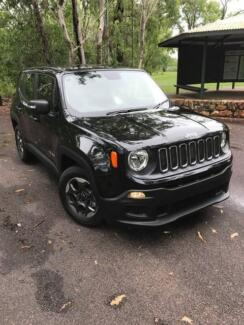 2016 Jeep Renegade Wagon