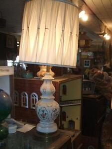 Retro and Vintage lamps