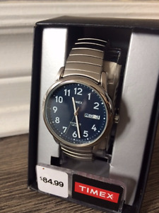 Brand New Men's Timex Watch with Indiglo