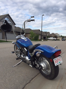 2009 Yamaha Customized VStar Excellant Condition