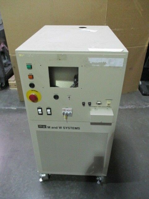 M & W Systems RPCE17A-TT Flowrite Recirculating Cooling System, chiller, 450791