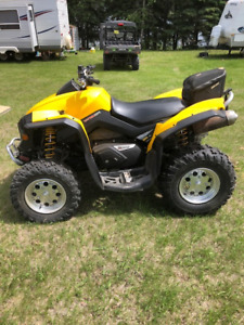 2007 Can-Am Quad