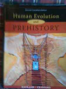 SELLING Human Evolution and Prehistory 2nd Canadian Edition