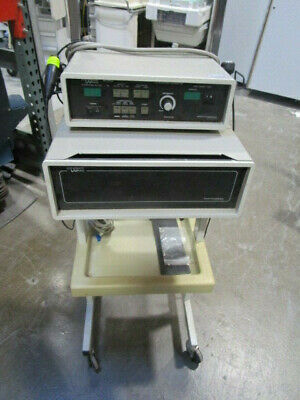 Chattanooga Intelect 250 Ultrasound Generator Mobile Cart Stand Combination Unit