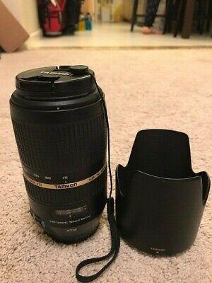 Tamron 70-300mm F/4-5.6 Di VC USD Canon Used