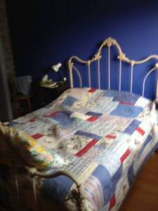 Double/Full Bed Frame - Downtown Toronto *CHEAP*