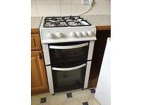 Logik 4-ring gas cooker