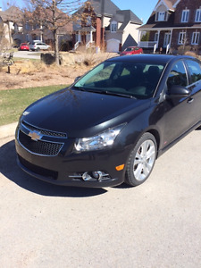Chevy Cruze fully loaded