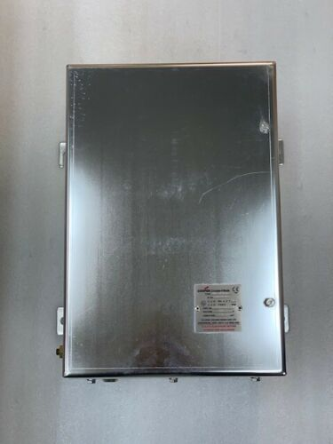 Cooper Crouse-Hinds NXT382620 Stainless Steel Industrial Control Panel Enclosure