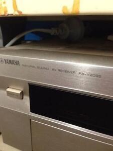 Yamaha Amplifier RX-V2095 Natural Sound Receiver Dundas Parramatta Area Preview