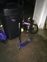 custom built scooter excellent shape payd 950$