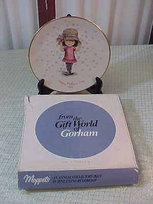 1974 Adorable Moppets/Gorham Mother's Day Collector Plate