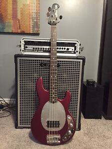 Gear Clearance!!! Basses, Guitar Amp and PA