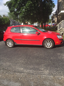 2009 Volkswagen Rabbit Coupe (2 door)