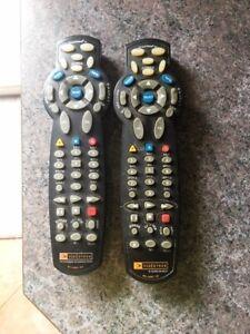 TV - Cable remotes ☆ Télécommandes de câble - TV