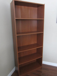 Bookcase 5 shelf