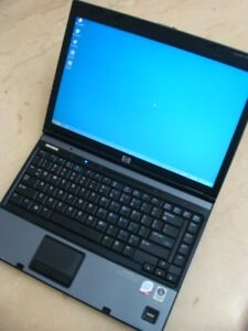 HP Laptop Intel Core2Duo 4GB RAM Wifi DVD Win7 Office NewBattery