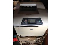 HP LaserJet 4200N WorkGroup Laser Printer (With Cables)