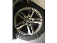 Audi s-line wheels