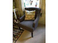 Neptune Grey Chair