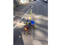 Puky Trike / tricycle - Excellent Condition
