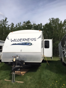 WANTED -TRAVEL TRAILER SHORT TERM STORAGE ABBOTSFORD