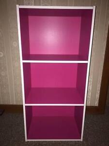 Bookshelf/storage unit North Strathfield Canada Bay Area Preview