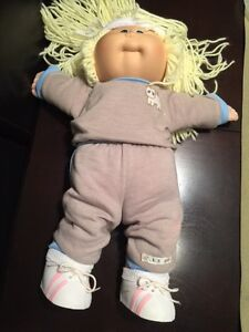 Original Cabbage Patch Kid Dolls and Outfits