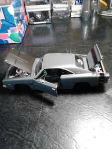 Diecast - 1:24 - 69 Dodge Charger - No Box