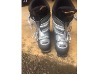 Rossignol Open Ski Boots, Size 25.5 (UK Size 6/6.5). £20.