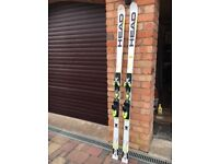 Head FIS World Cup GS Race Skis 195cm - Good Condition