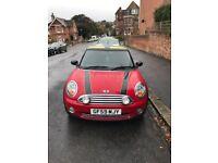 Mini Cooper - Red - 1.6l - Petrol