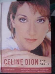 Celine Dion For Keeps (new in sealed wrap)