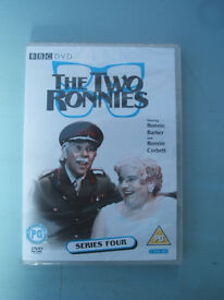 The Two Ronnies Series Four 4 - 2 Disc DVD Set
