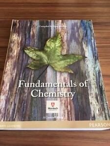 Fundamentals of Chemistry  A Custom Edition Quakers Hill Blacktown Area Preview
