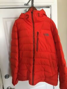 MEN'S NORTHFACE POINT IT DOWN JACKET - XL STEEP SERIES