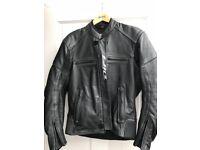 Difi Leather Motorcycle Jacket eu52