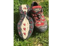 Meindl Childrens Walking Shoes