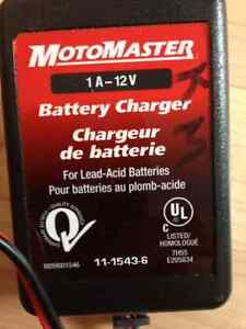Motorcycle Battery Charger Peterborough Peterborough Area image 2