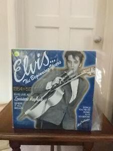 VINLY RECORDS - ELVIS PRESLEY - $5.00 - $10.00 each.